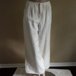 Ralph Lauren Black label Linen Pants size 8